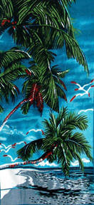 30x60 velour beach towels fiber reactive beach towels. Embroidery available on these towels as well